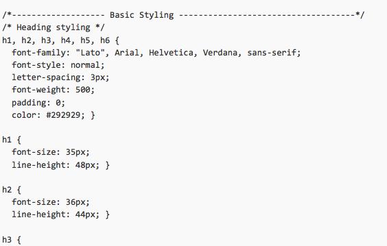 CSS para Dummies: Cambiar letra y títulos en Wordpress   Marabelia ...