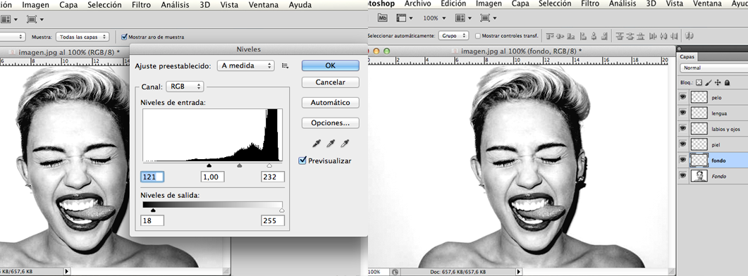 Cómo hacer un retrato al estilo Andy Warhol ¡muy fácil! • Marabelia