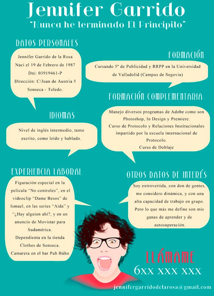 Como Hacer Un Curriculum Creativo