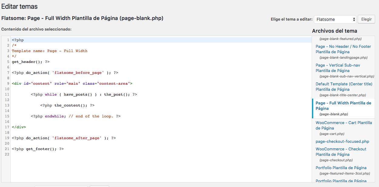 Cómo definir la plantilla de página en Toolset | Marabelia | Diseño ...